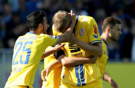 Eintracht Braunschweig steigt ab