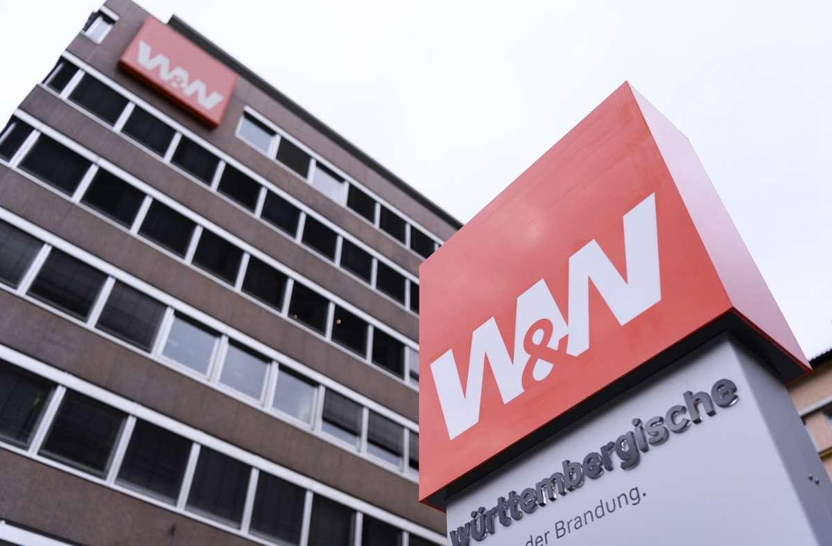 Der Großteil der Mitarbeiter von Wüstenrot&Württembergische sind zurzeit im Homeoffice. Foto: Edith Geuppert/dpa