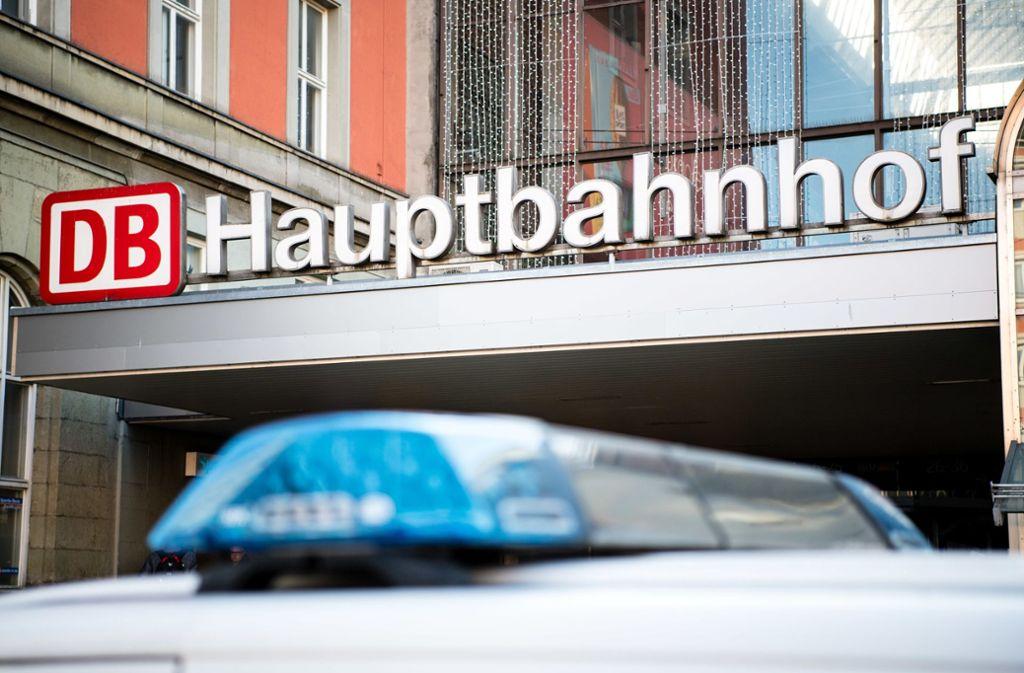 In München wurde ein Polizist niedergestochen. Foto: dpa/Matthias Balk