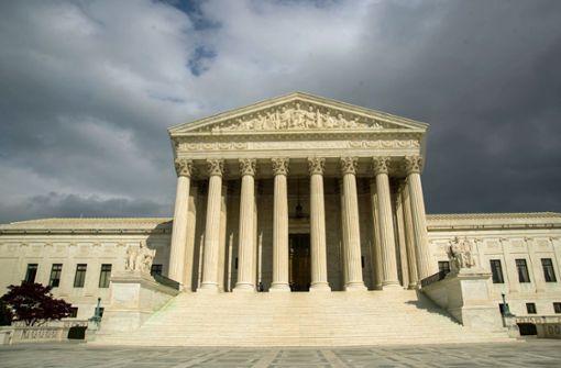 Welche Rolle könnte der Supreme Court spielen?