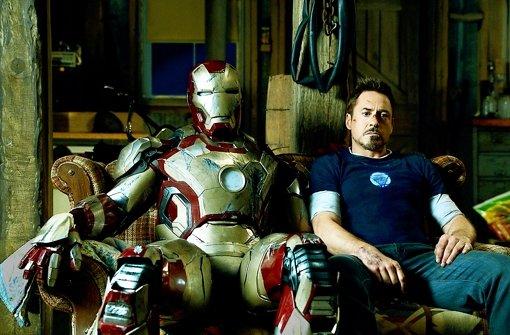 Robert Downey Jr.: Gefangen und geborgen im Stahlkorsett