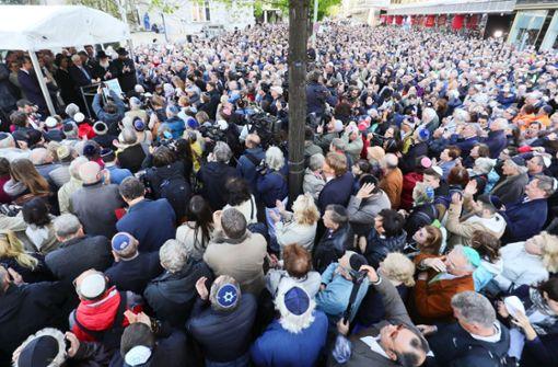 Deutschland trägt Kippa - Solidarität gegen Judenfeindlichkeit