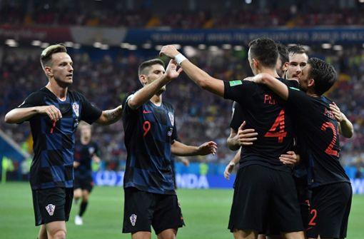 Kroatien siegt erneut und schickt Island nach Hause