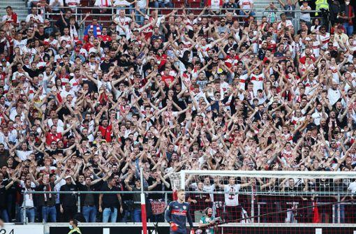 So viele Tickets hat der VfB bereits abgesetzt