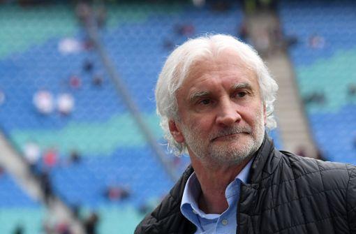 Rudi Völler attackiert den FC Liverpool