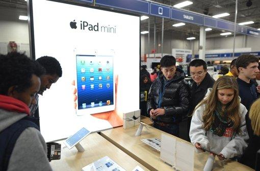 iPad-Gerüchte im Überblick