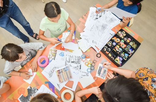 Kunstmuseum bietet Raum zum Experimentieren