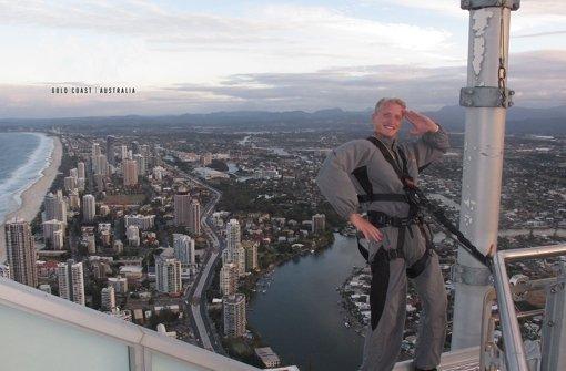 Das Wintersemester 2014/15 verbrachte Roland Schell in Australien. Das Studium im Ausland kann er jedem empfehlen, der zum Absprung in eine neue Welt bereit ist. Foto: Roland Schell
