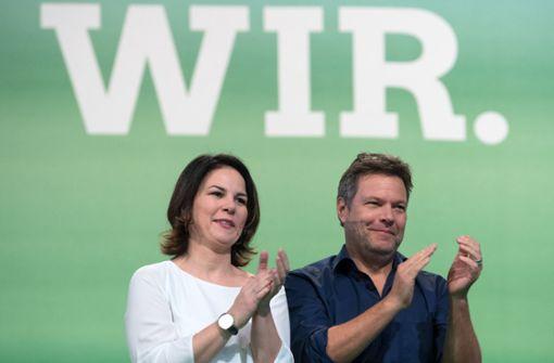 Grüne treten bei nächster Wahl erneut mit Doppelspitze an
