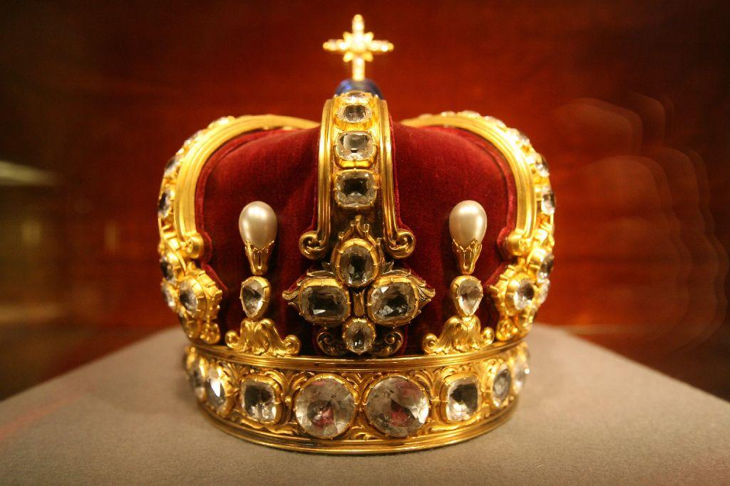 Deutschland eine Monarchie - Schreckgespenst oder großartige Vision? Foto: dpa