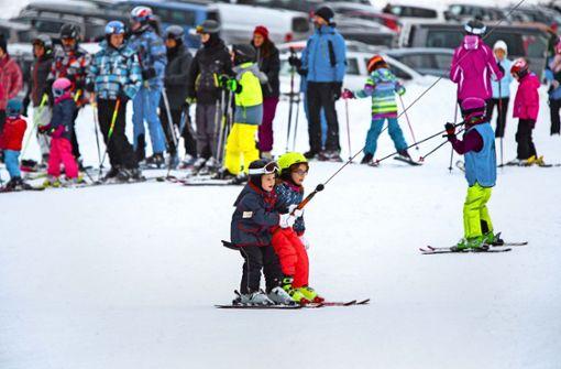 Wintersportler rüsten zum Endspurt