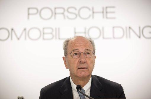 VW-Großaktionär Porsche erwartet wieder Gewinn