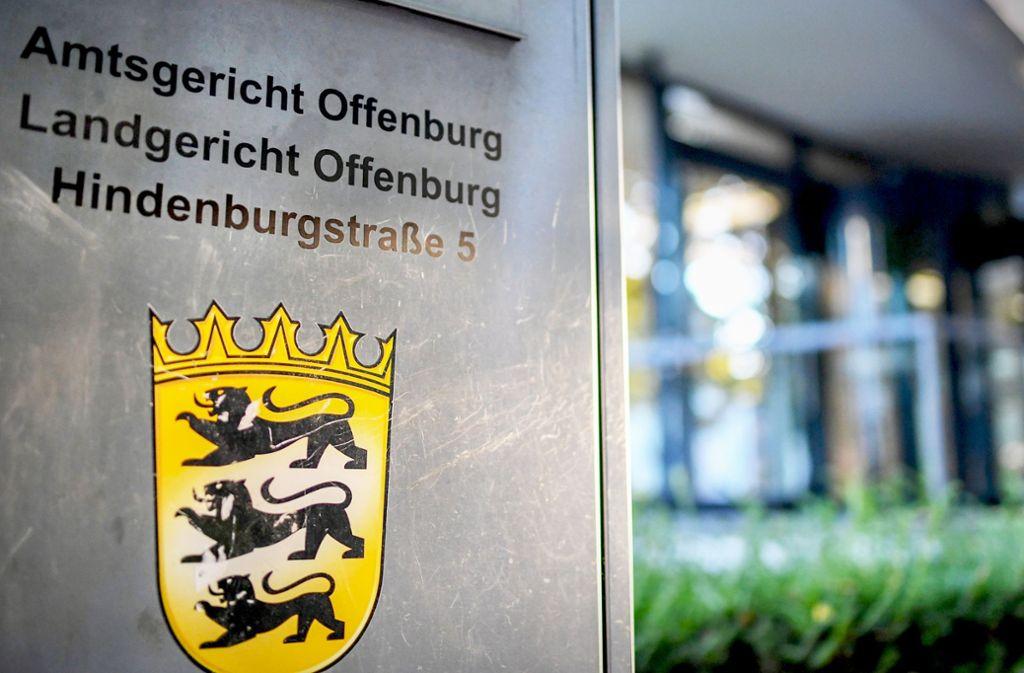 Das psychiatrische Gutachten ist in dem Prozess vor dem Offenburger Landgericht entscheidend. Foto: dpa