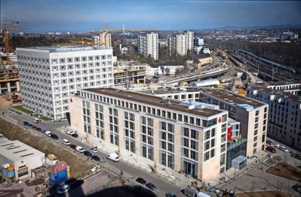 Für das Neubaugebiet wurden Sonderregeln beschlossen zum Energiesparen und zum Schallschutz beschlossen. Foto: Achim Zweygarth