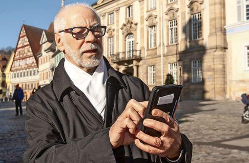 Direkter Draht ins Rathaus und zurück