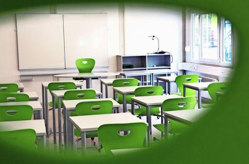 Die Klassenzimmer sind jetzt giftfrei