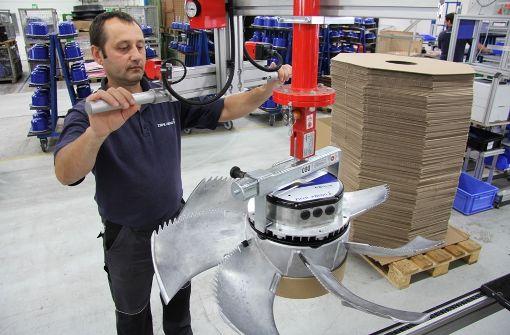 Ziehl-Abegg schafft 100 neue Jobs