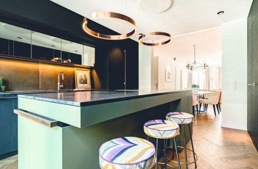 Stilvolle Apartments und Häuser