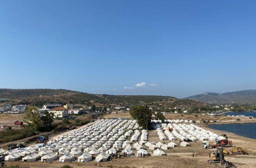 Die Lage auf Lesbos ist extrem angespannt