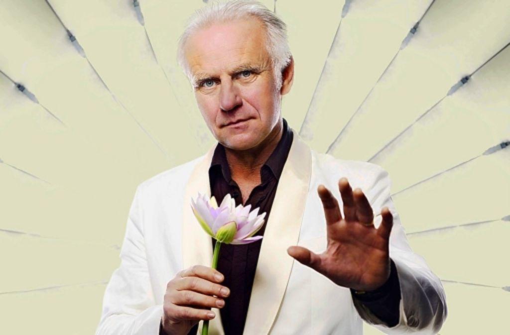 Entertainer, Autor und Schauspieler: Roland Baisch Foto: Agentur
