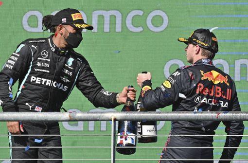 Deshalb wackelt die WM-Krone von Lewis Hamilton