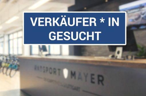 Das Sales-Team bei Radsport Mayer in Stuttgart sucht Verstärkung.