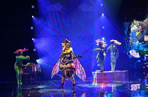 Erster Promi in der ProSieben-Show enttarnt