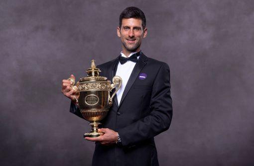 Bekommt Novak Djokovic  zu wenig Anerkennung?