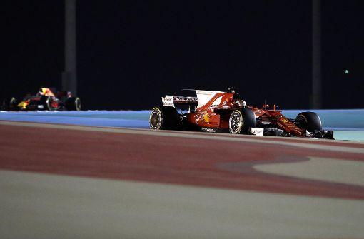 Vettel fährt zum zweiten Saisonsieg