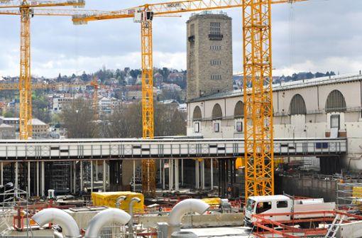 Kritik an Stuttgart-21-Verfahren für die Gäubahn