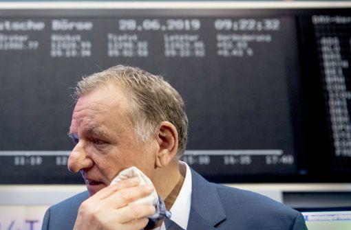 Im Kriechgang an die Börse
