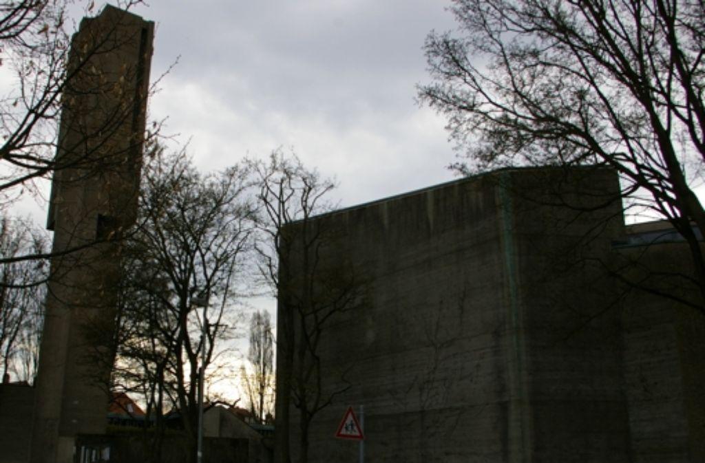 Das Gemeindezentrum soll unter besonderen Schutz gestellt werden. Foto: Alexandra Kratz