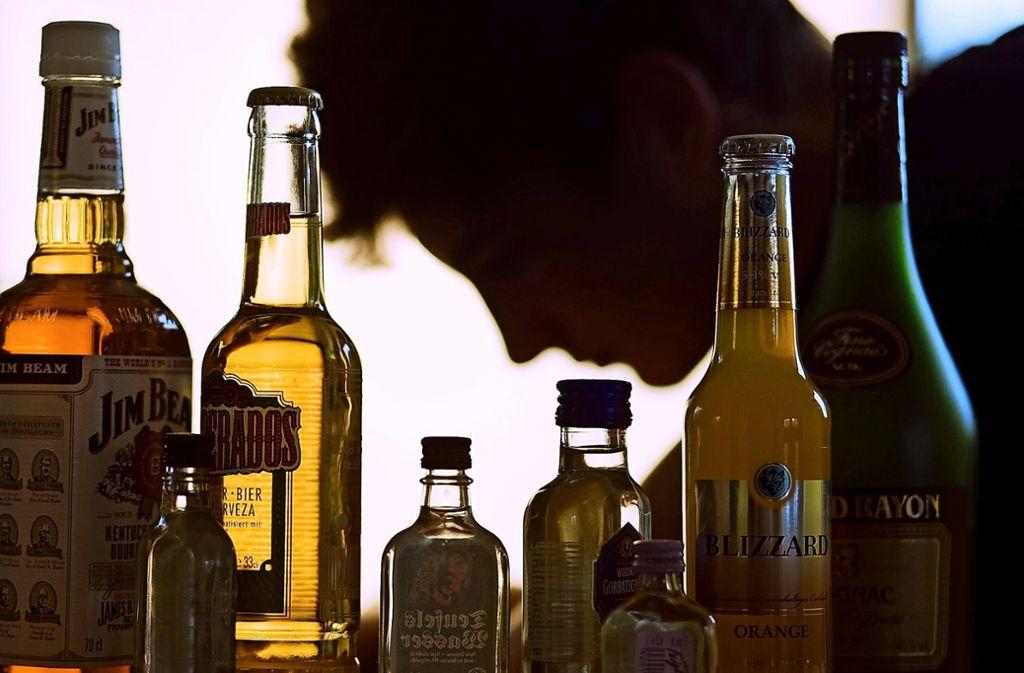 Alkoholsucht: Trinken Sie zu viel? Ein Selbsttest