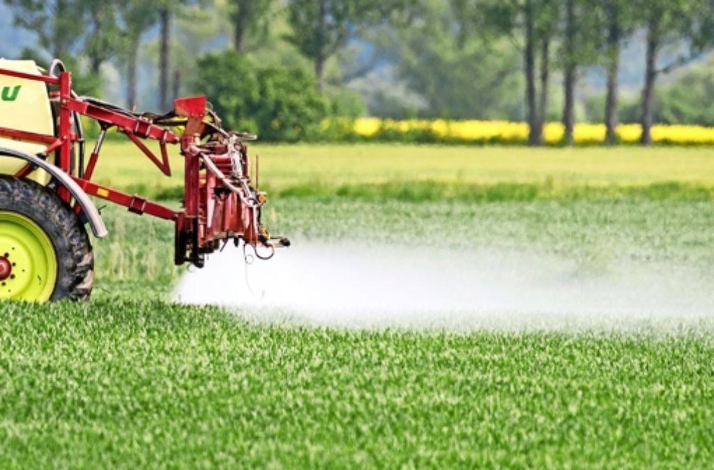 Glyphosat wird weltweit eingesetzt. Foto: dpa