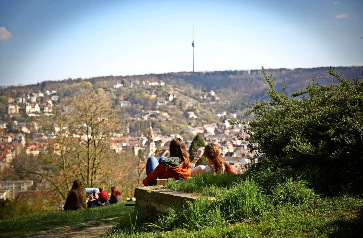 Treffen im Freien spielen für das Infektionsgeschehen kaum eine Rolle. Foto: Lichtgut/Julian Rettig