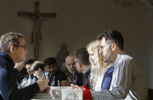 Wo  Priester über ihr Sexualleben sprechen