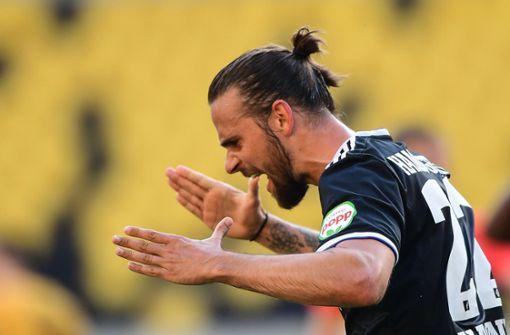 Martin Harnik spricht über schwere Zeit beim VfB