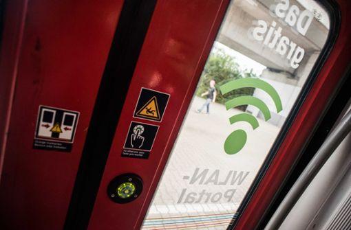 Keine Werbung auf S-Bahnen