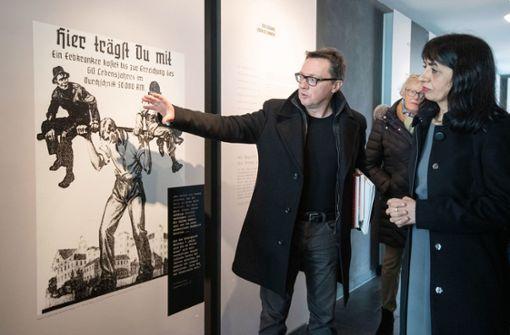 Grafeneck –  grausiges Modell für Auschwitz