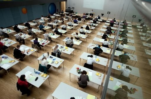 Viele Schulabgänger in der Warteschleife