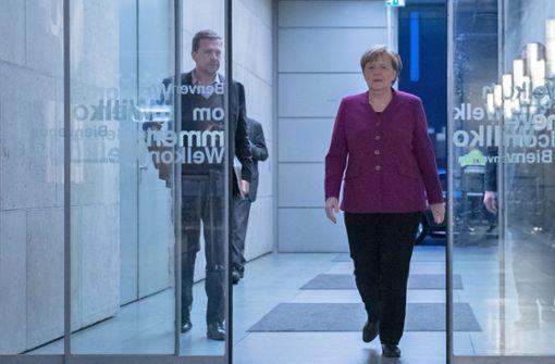 Südwest-CDU diskutiert ebenfalls Nachfolge der Bundeskanzlerin