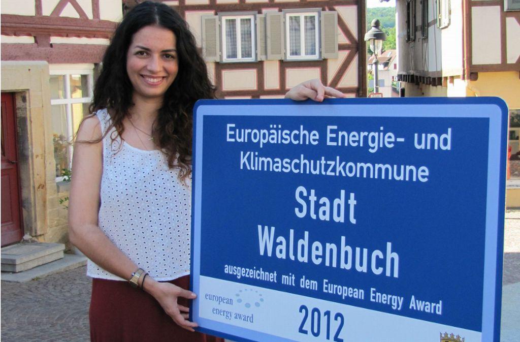 Die frühere Energiemanagerin Natalia Roizenzon-Sipple hat mit ihrer vorzeitigen Kündigung im vergangenen Jahr das Ende des Awards mit eingeleitet. Foto: Claudia Barner