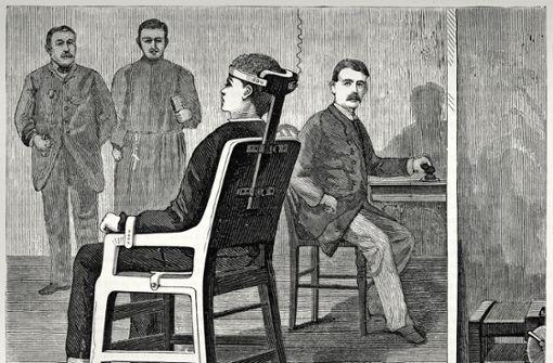 Die Mär von der humanen Todesstrafe