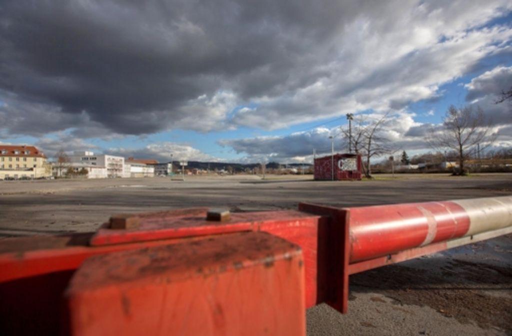 Die Stadt hat das Güterbahnhofareal im Jahr 2001 von der Bahn gekauft. Foto: Steinert