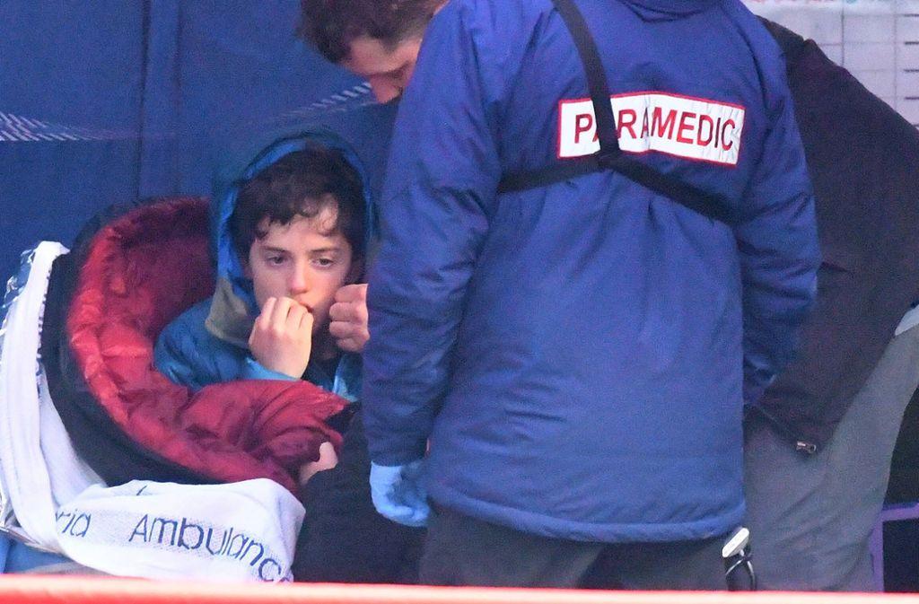 Der 14-Jährige konnte schließlich gefunden werden. Foto: imago images/AAP/JAMES ROSS via www.imago-images.de