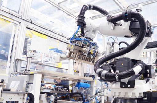 Technologiekonzern rüstet Batteriefabriken aus