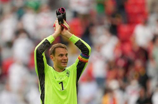 UEFA-Überprüfung gegen Neuer eingestellt