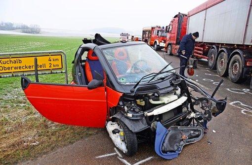 Smartfahrer hat keine Chance