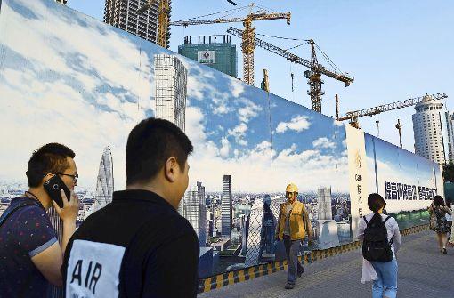 US-China-GipfelPeking stößt in die Lücke vor, die Trump lässt