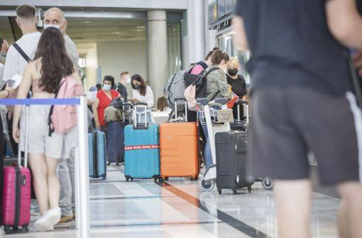 Flughafen Stuttgart erwartet einen Hauch von Normalität